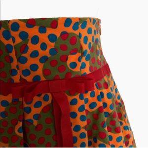 Skirts - super cute high waist bright colored skirt